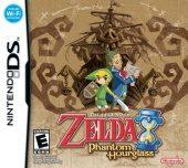 Box shot of The Legend of Zelda: Phantom Hourglass [North America]