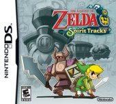 Box shot of The Legend of Zelda: Spirit Tracks [North America]