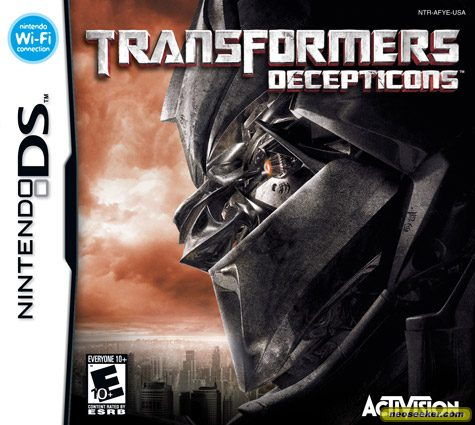 Transformers: Decepticons - DS - NTSC-U (North America)