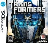 Box shot of Transformers: Revenge of the Fallen Autobots [North America]