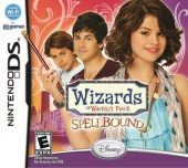 Box shot of Wizards of Waverly Place: Spellbound [North America]