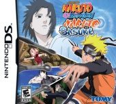 Box shot of Naruto Shippuden: Naruto vs Sasuke [North America]