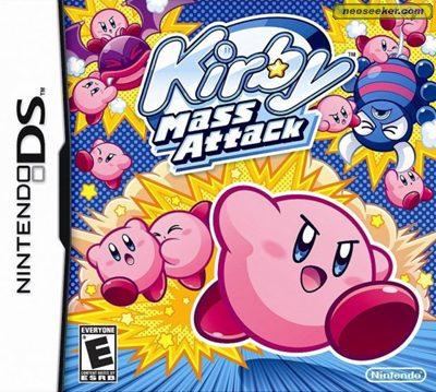 Kirby Mass Attack - DS - NTSC-U (North America)
