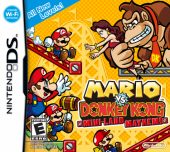 Mario vs. Donkey Kong: Mini-Land Mayhem! (North America Boxshot)