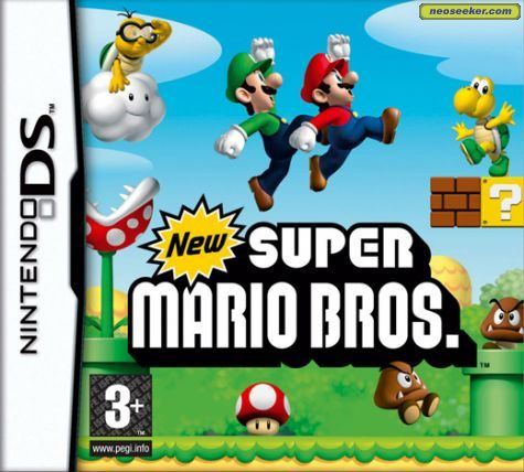 New Super Mario Bros. - DS -