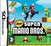 Box shot of New Super Mario Bros. [North America]