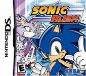 Box shot of Sonic Rush [North Americ