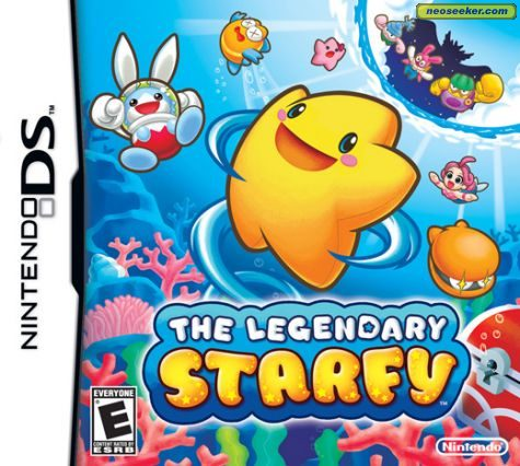 The Legendary Starfy - DS - NTSC-U (North America)