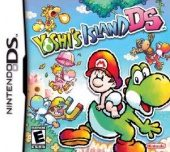 Box shot of Yoshi's Island DS [North America]