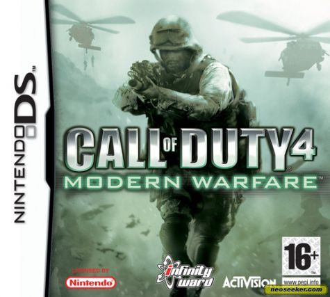 Call of Duty 4: Modern Warfare - DS - PAL (Europe)