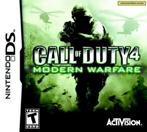 Call of Duty 4: Modern Warfare - DS - NTSC-U (North America)