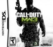 Box shot of Call of Duty: Modern Warfare 3: Defiance [North America]
