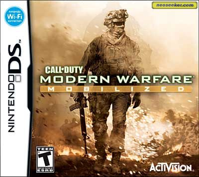 Call of Duty: Modern Warfare: Mobilized - DS - NTSC-U (North America)