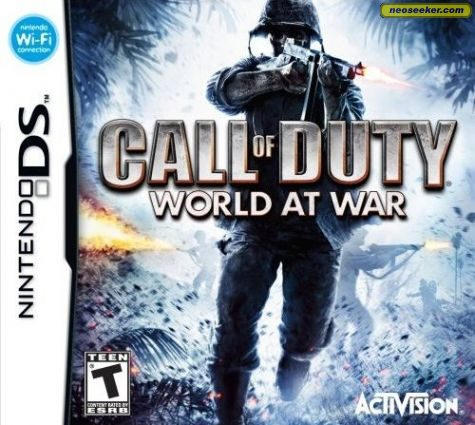 Call of Duty: World at War - DS - NTSC-U (North America)