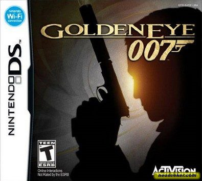 GoldenEye 007 - DS - NTSC-U (North America)