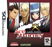 Box shot of Apollo Justice: Ace Attorney [Europe]