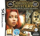 Box shot of Chronicles of Mystery: Curse of the Ancient Temple [Europe]