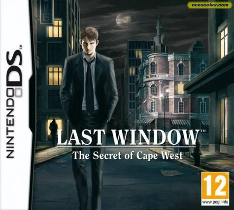 Last Window: The Secret of Cape West - DS - PAL (Europe)