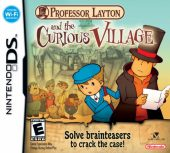 Box shot of Professor Layton and the Curious Village [North America]