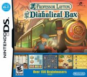Box shot of Professor Layton and the Diabolical Box [North America]
