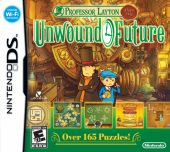 Box shot of Professor Layton and the Unwound Future [North America]