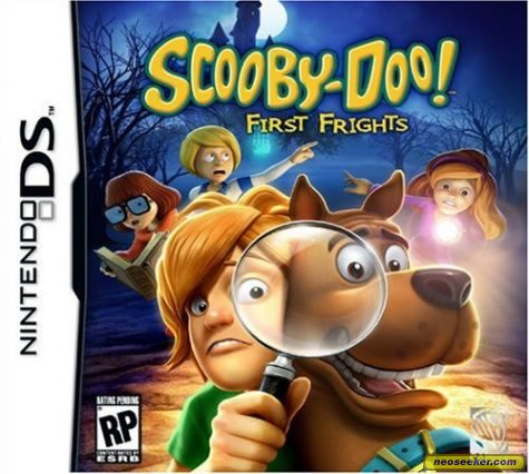 Scooby-Doo! First Frights - DS - NTSC-U (North America)