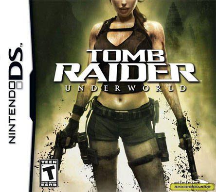 Tomb Raider Underworld - DS - NTSC-U (North America)