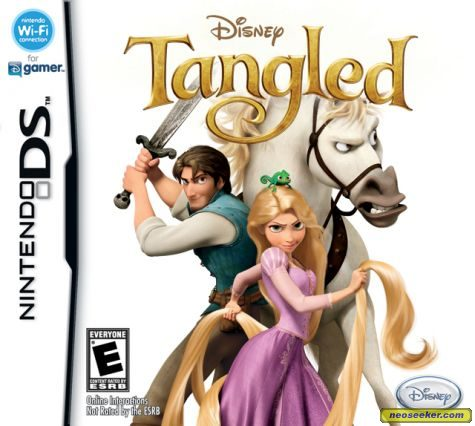 Tangled - DS - NTSC-U (North America)