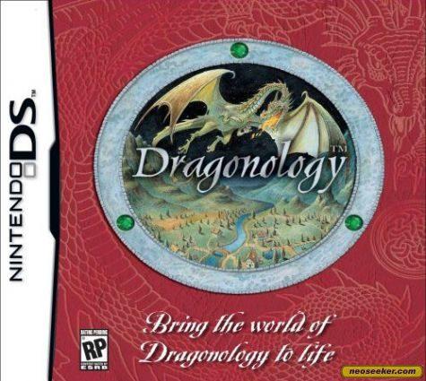 Dragonology - DS - NTSC-U (North America)