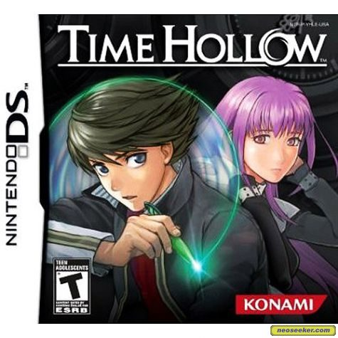 Time Hollow - DS - NTSC-U (North America)