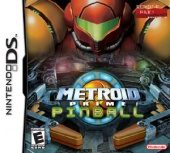 Box shot of Metroid Prime Pinball [North America]