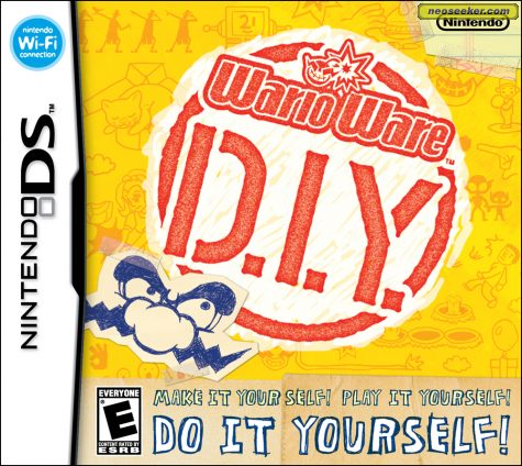 WarioWare D.I.Y. - DS - NTSC-U (North America)