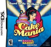 Box shot of Cake Mania [North America]