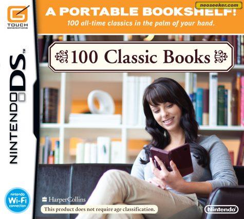 100 Classic Books - DS - NTSC-U (North America)