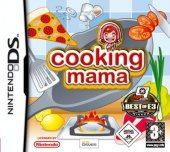 Box shot of Cooking Mama [North America]