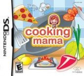 Cooking Mama NTSC-U (North America) front boxshot