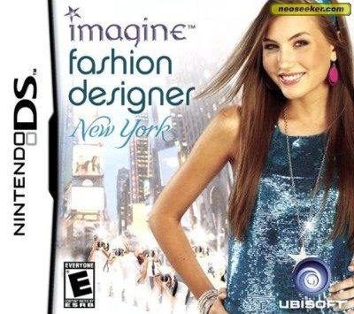Imagine Fashion Designer New York Wiki