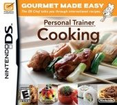 Box shot of Personal Trainer: Cooking [North America]