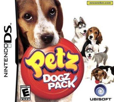 Petz Dogz Pack - DS - NTSC-U (North America)