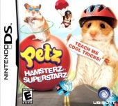 Box shot of Petz Hamsterz Superstarz [North America]
