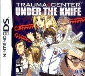 Box shot of Trauma Center: Under the Knife [North America]