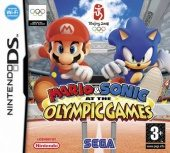 Box shot of Mario & Sonic at the Olympic Games [Europe]