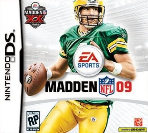 Madden NFL 09 - DS - NTSC-U (North America)