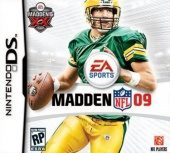 Box shot of Madden NFL 09 [North America]