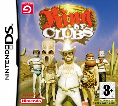 King of Clubs - DS - PAL (Europe)