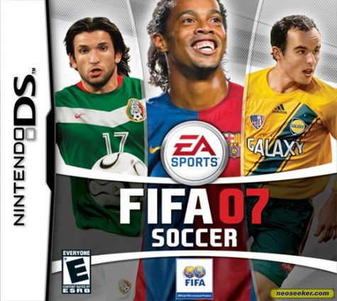 FIFA Soccer 07 - DS - NTSC-U (North America)