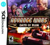 Box shot of Advance Wars: Days of Ruin [North America]