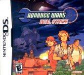 Box shot of Advance Wars Dual Strike [North America]