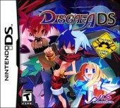 Box shot of Disgaea DS [North America]