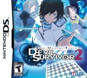 Shin Megami Tensei: Devil Survivor 2 (North America Boxshot)